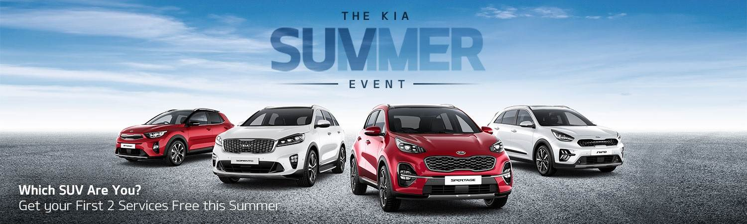 Kia Summer Event