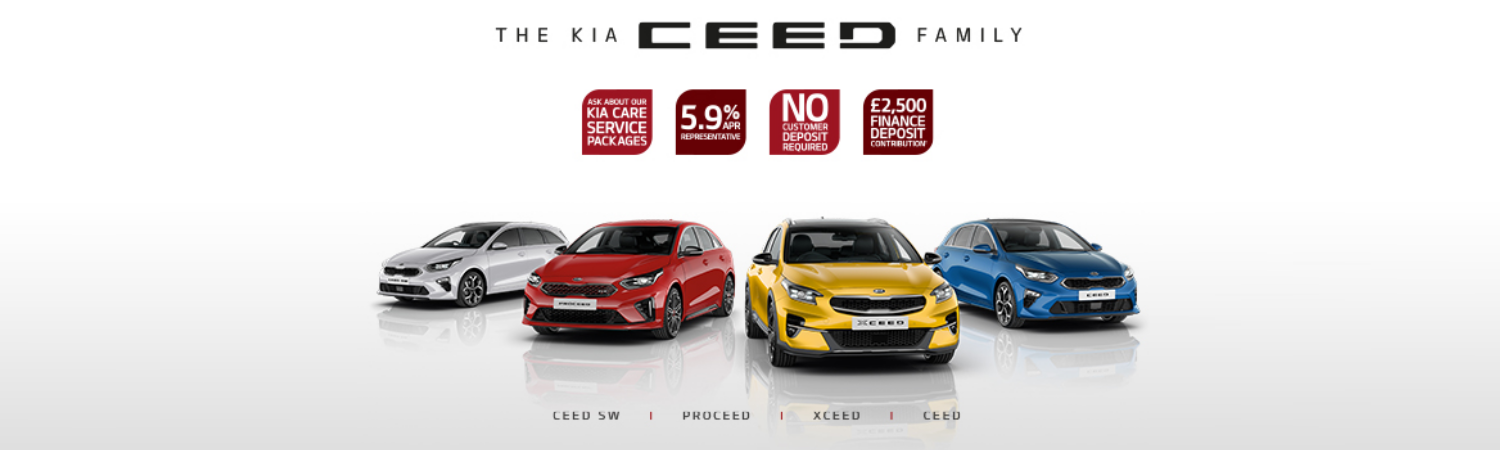 Kia Ceed Family- XCeed