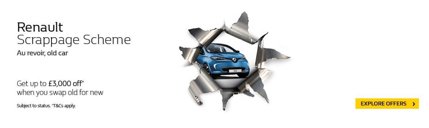 Renault Scrappage