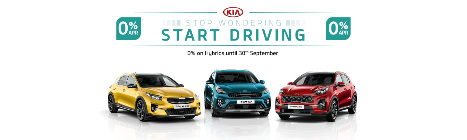 Kia Start Driving Offer Gravells Electric