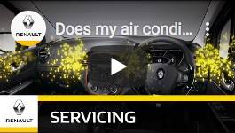 Does my air conditioning need servicing?