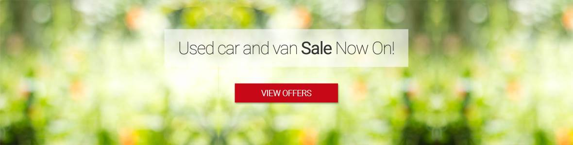 Car and Van Sale