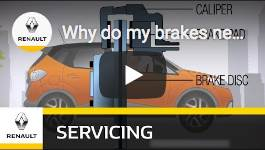 Why do my brakes need servicing?