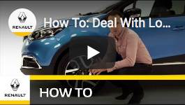 How To: Deal With Low Tyre Pressure Or A Flat Tyre - Renault UK